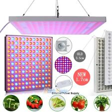 45W Hanging LED Grow Light Panel Indoor Veg Full Spectrum 225 Chips Greenhouse
