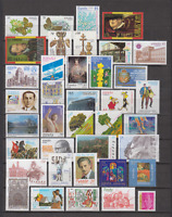 SPAIN -YEAR 2000 COMPLETE(6 PICTURES) WITH ALL THE STAMPS MNH (INCLUDES HORSES)