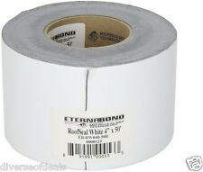 RV White Roof Seal Repair Patch Tape Camper  Travel Trailer Motorhome Motor Home
