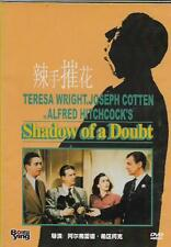 Shadow of a Doubt DVD Alfred Hitchcock Teresa Wright Joseph Cotten NEW R0 1943