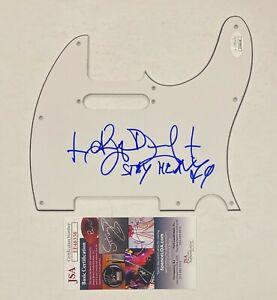 King Diamond MERCYFUL FATE Signed Autograph Auto Tele Guitar Pickguard JSA