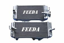 ALUMINUM RADIATOR FITS FOR 2009-2010 KAWASAKI KX250F KXF250 KX 250F left&right