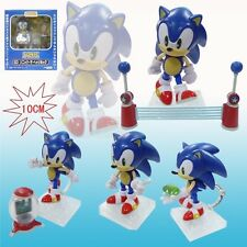 "SONIC/ NENDOROID SONIC THE HEDGEHOG 10 CM-4"" IN BOX #214"