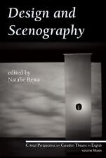 Design and Scenography: Critical Perspectives on Canadian Theatre in English, Vo