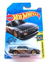 Hot Wheels 2020 NISSAN SILVA (S13) 111/250 HW Speed Graphics 7/10 Mattel Diecast