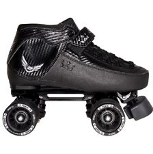 *New* Mota Skates Black Magic Roller Skate Savage Package Size 5