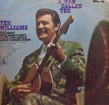 TEX WILLIAMS A Man Called Tex LP