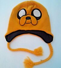 Adventure Time Hat Jake Yellow Adult