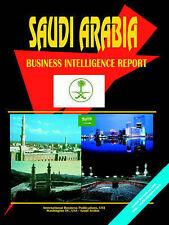 Saudi Arabia Business Intelligence Report (World Business Intelligence Library)