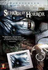 School of Horror  (BRAND NEW DVD!)YET ANOTHER CLASSIC FROM BRAIN DAMAGE FILMS!!