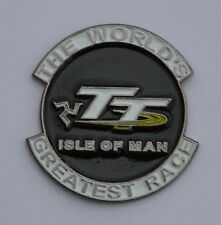 Isle Of Man TT Race Quality Enamel Pin Badge