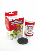 ACU-LIFE DRI-EZE HEARING AID DEHUMIDIFIER KEEP YOUR HEARING AID IN TOP CONDITION