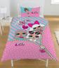 Offical LOL Surprise Reveal Single Duvet Bedding Set Girls Room Gift  Diva Fancy
