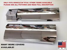 Corvette C4 1992 LT1 3 Pc FUEL RAIL COVER COVERS Polished Stainless chrome look