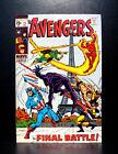 COMICS: Marvel: Avengers #71 (1969), 1st Invaders app/Black Knight joins team