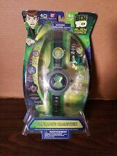 Rare Ben 10 Bandai Alien Force Ultimate Omnitrix Sound Light Effects Swampfire