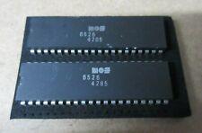 Commodore 64-CIA Chips - 6526-Mos-Testé-tard correspondant à codes de date