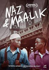 NAZ & MAALIK gay themed DVD LIKE NEW 2016 Wolfe Video