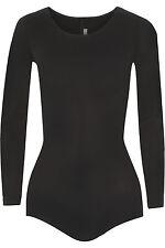 RICK OWENS Lilies Stretch Smooth Jersey Bodysuit