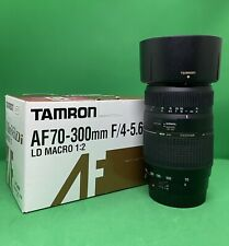 Tamron LD 70-300mm f/4-5.6 Di Lens for Canon EF