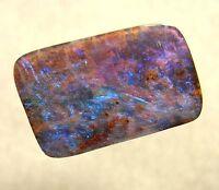 Australian Opal, Boulder Opal Solid Polished Loose Natural Gemstone 8124
