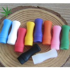10X Soft Silicone Disposable 510 Drip Tips Mod Vape One-time Drip Tip Colorful