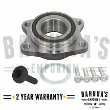 FRONT WHEEL BEARING FOR AUDI A6 2.0, 2.4, 2.8, 3.0, 3.2 2004-2011 W/ ABS 4 STUD