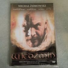 The Witcher Movie -  WIEDŹMIN FILM DVD - VERY RARE !!!!! NEW SEALED
