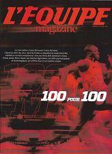 L'EQUIPE MAGAZINE N°1779 20 AUT 2016 NBA LE REVEIL DU BLACK POWER/ JORDAN/ KANTE