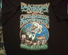 Blackberry Smoke and Chris Robinson Brotherhood Tour Shirt 3XL