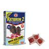 Appâts Rongeuricides frais RATIBROM 2 150 g poison rats souris résiste chaleur