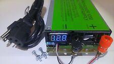 12v 100  AMP 1200 watt AJUSTABLE BENCH POWER SUPPLY For CAR RC LIPO BATTERY CHG