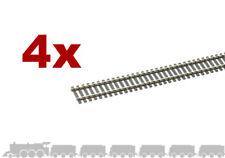 OO/HO Finescale flexible wooden sleeper track (nickel silver rail) Peco SL-100F