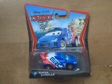 Disney Pixar Cars RAOUL CAROULE-World Grand Prix Racer V1-Rare/Neuf!!!