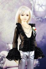 [wamami] SD17 DZ70 70cm Uncle BJD Doll Dollfie ~ 80# Black Blouse/Shirt/Clothes