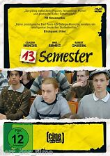 13 SEMESTER (Claudia Eisinger, Max Riemelt, Robert Gwisdek) NEU+OVP