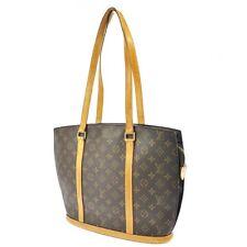 Auth Louis Vuitton Babylone Shoulder Tote Bag Monogram Purse M51102 U.S. Seller