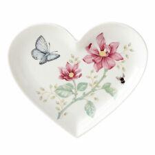 Lenox Butterfly Meadow Heart Dish - Set of 4