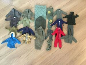 VINTAGE PALITOY ACTION MAN CLOTHES
