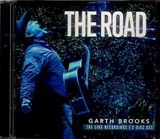 Classic Garth Brooks Live Recordings THE ROAD 2 x CDs