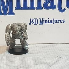 Games Workshop Warhammer 40,000 Space Wolves Wolf Guard Terminator Runepriest