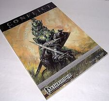 D&D Conflict Pathfinder Roleplaying Rulebook Guide Mark Scott Dungeon Dragons