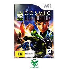 Ben 10 Ultimate Alien Cosmic Destruction (Wii) NIntendo - Very Good