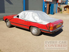 Mercedes SL R107  1971-1989 Half Size Car Cover (long version)