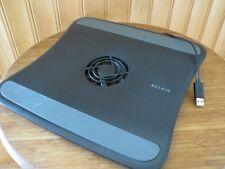 Belkin CoolSpot Laptop Cooling Pad, Black F5L055btBLK