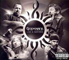 live & Inspired 0602537029525 By Godsmack CD
