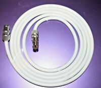 4 metres Aerial Cable Lead male plug to female plug(link) fly lead for TV & PVR.