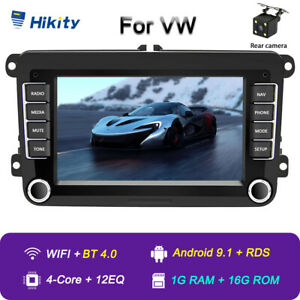 "7"" Android Car Stereo Radio GPS NAVI For VW Golf MK5 Polo Caddy Touran Passat B6"