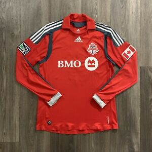 Toronto FC Adidas Nick Garcia 6 Long Sleeve Soccer Jersey Size Large