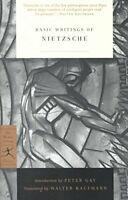 Basic Writings of Nietzsche (Modern Library Classics) by Nietzsche, Friedrich…